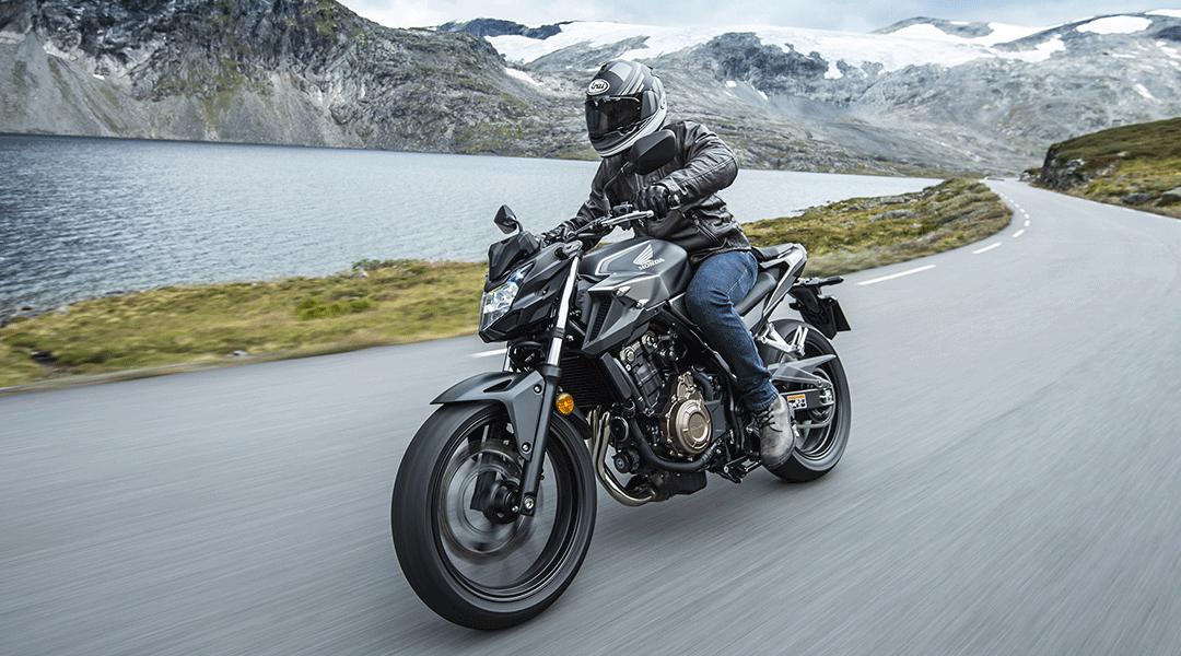 HONDA CB500F ABS 2017 500 cm3   moto roadster   13 311 km